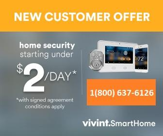 VIVINT SMART HOME SERVICE WITH BEST DISCOUNT  1800-637-6126  CALL US