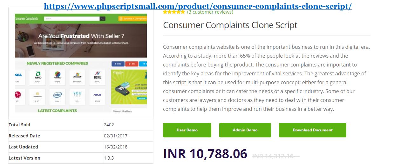 Yelp Clone Script - Online Review Management Script