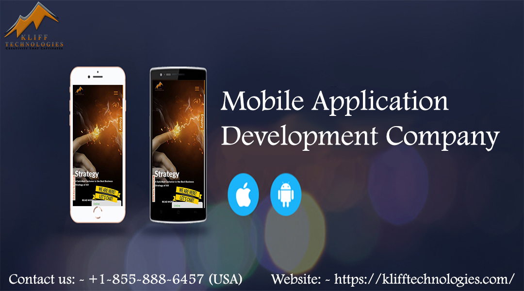 Mobile Application Development Company in Richmond City.