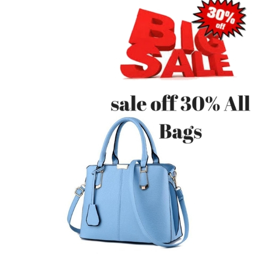 Fashion handbags store many diverse samples,  simple design but still exudes the gentle, feminine