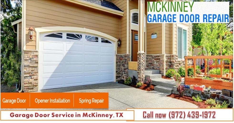 Broken Garage Door Repair Services ($25.95) McKinney, TX