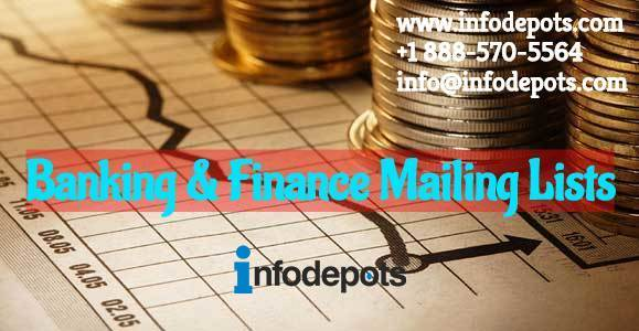 Buy 2019 Updated | Banking &  Finance Email List | Banking & Finance Mailing List