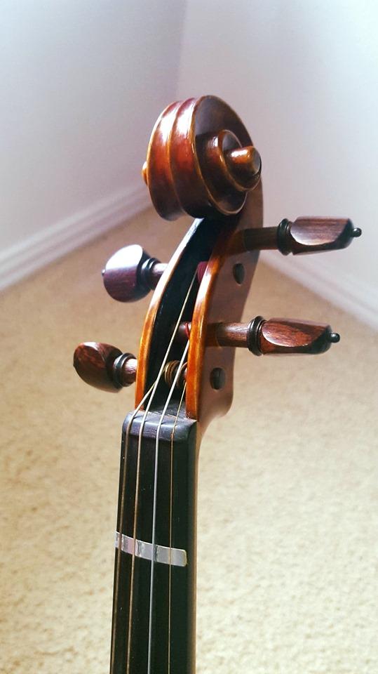 Excellent Adult Violin for Sale!