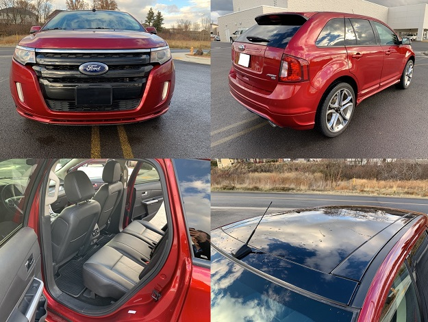013 Ford Edge AWD with 49k