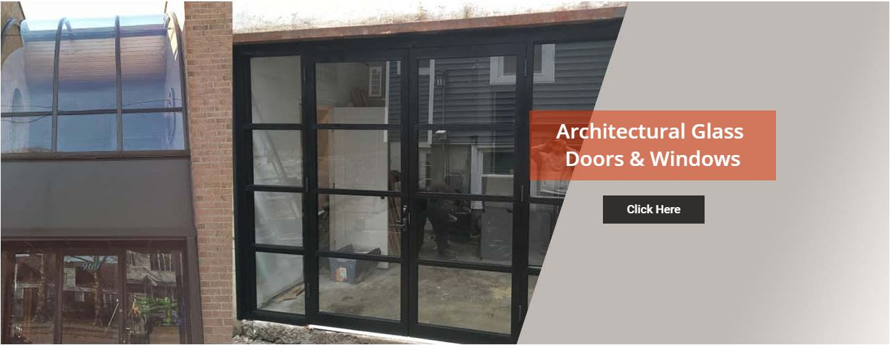 Architectural Glass Doors | Storefront Glass and Metal