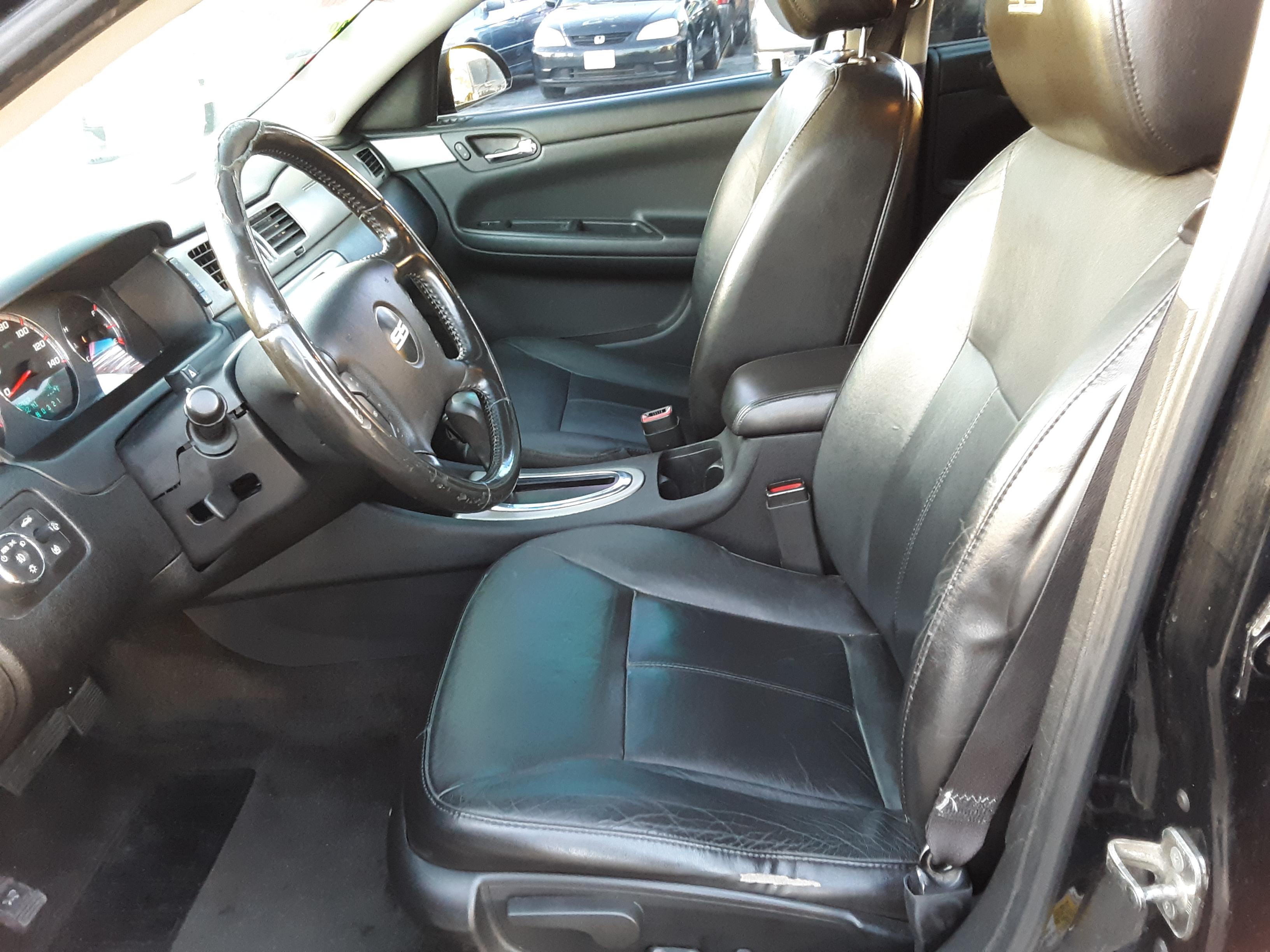 2009 Chevrolet Impala SS V8