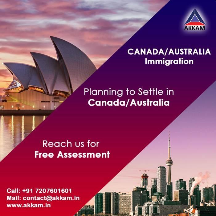 Best Visa Consultants in Chandigarh- Akkam Overseas