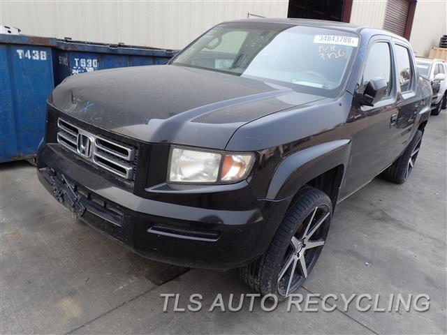 Used Parts for Honda RIDGELINE - 2006 - 901.HO1706 - Stock# 8434RD