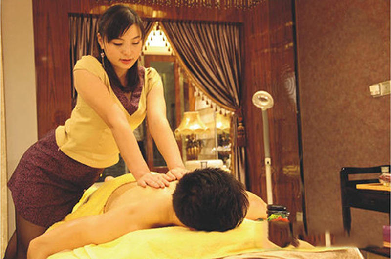 Having A HARD Day? Let Our Lovely Masseuses WORK On You!!