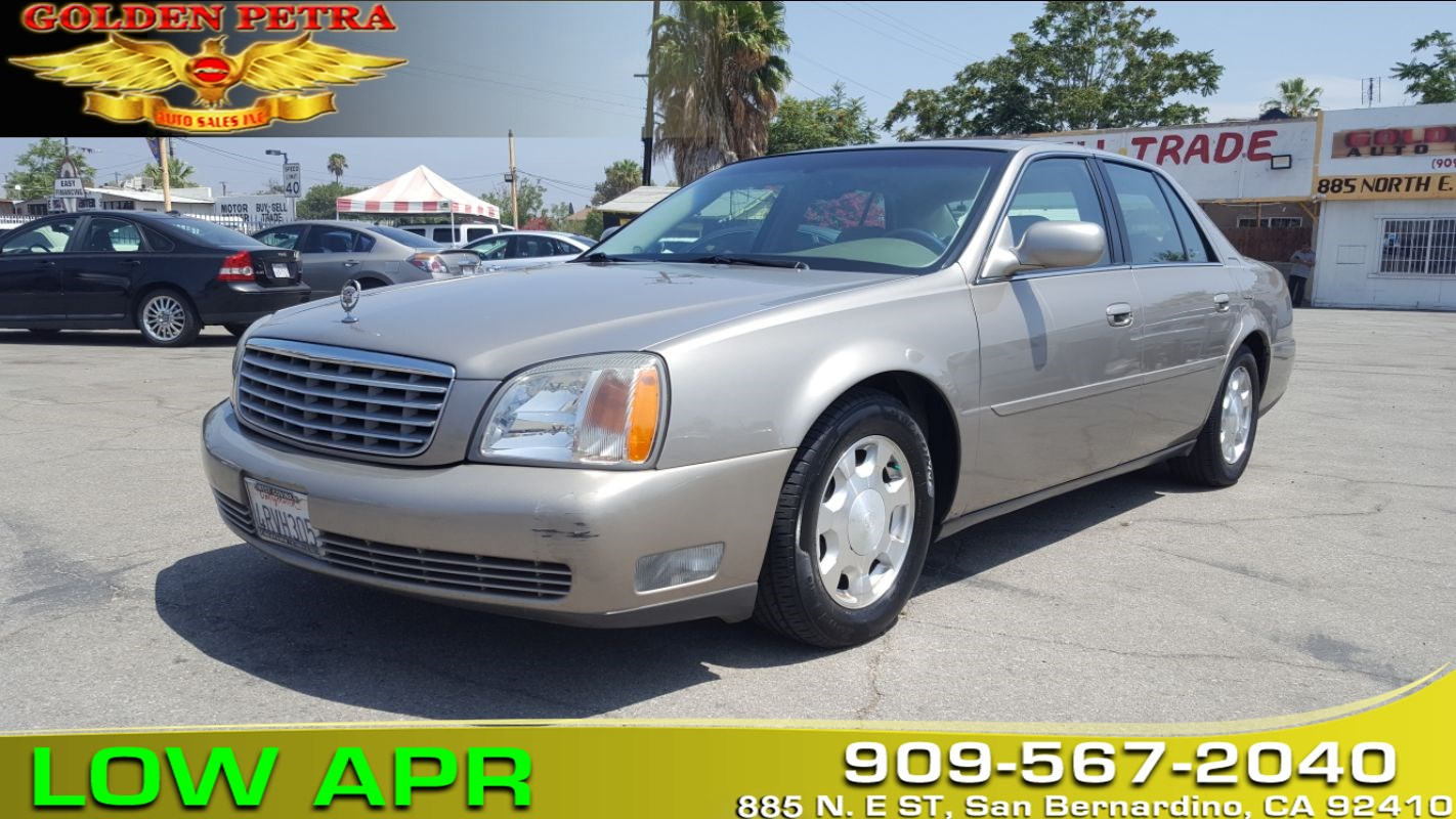 2011 Cadillac DeVille **Financing Available**