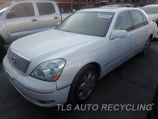 Used Parts for Lexus LS430 - 2001 - 901.LE1W01 - Stock# 8501GR