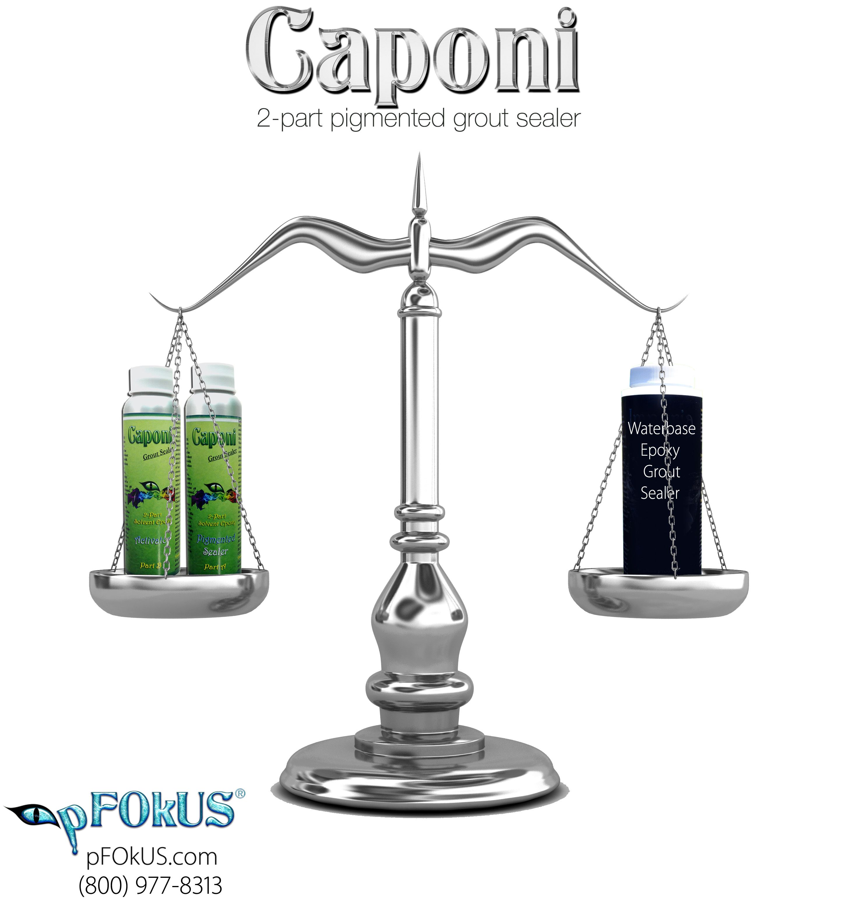 Epoxy Grout Sealer - Caponi vs Regular Grout Sealers | pFOkUS