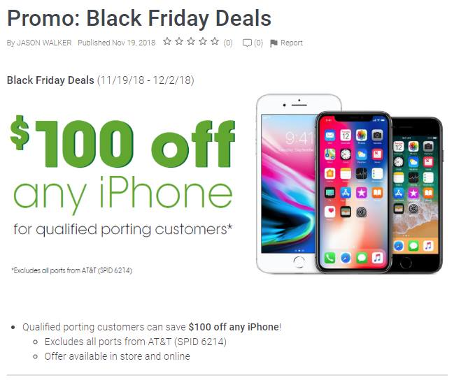 BLACK FRIDAY ARE HERE RIGHT NOW @ CRICKET WIRELESS SOUTHFIELD!!