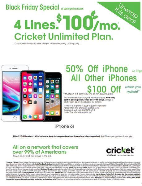 BLACK FRIDAY DEALS ARE GOING ON RIGHT NOW @ CRICKET WIRELESS SOUTHFIELD!!!