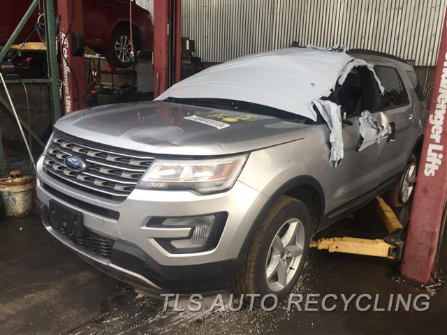 Used Parts for Ford EXPLORER - 2017 - 901.FD8G17 - Stock# 8738PR