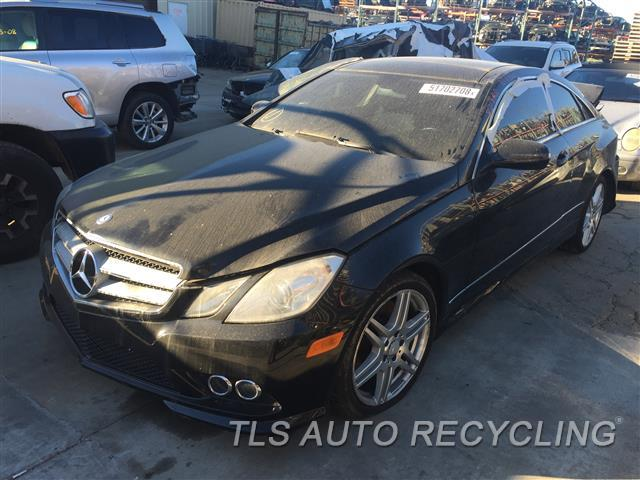 Used Parts for Mercedes-Benz E550 - 2010 - 901.MB1R10 - Stock# 8713RD