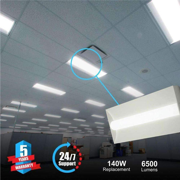 Illuminate Your Commercial Premise With 2x4 LED Troffers