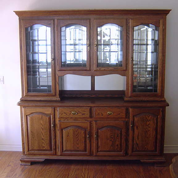 China Cabinet and Buffet