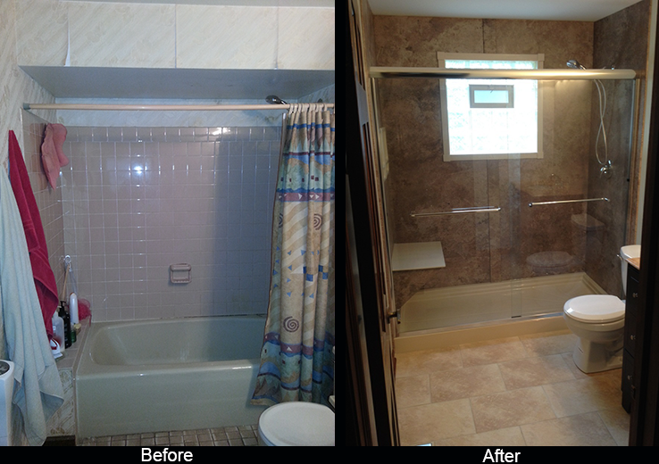 Best Bathroom Remodeling Contractor in Arlington Heights