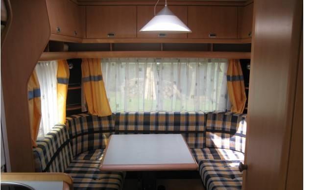 Caravan HOBBY 450 UB Luxury:
