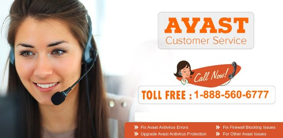 Avast Antivirus Customer Service Phone Number +1-888-560-6777 Solve the Issue