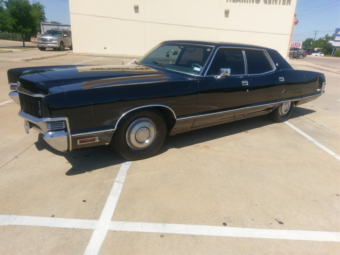 1971 Mercury Marquis in College Station , Texas For Sale