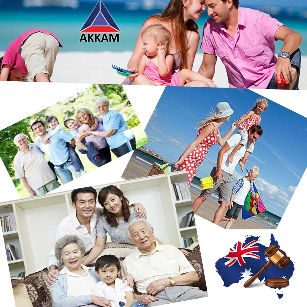Australia Family Migration – Akkam Overseas Chandigarh