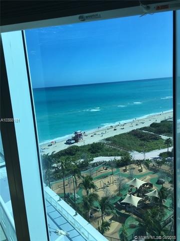 Miami Beach: 1/1.5 Available apartment (Collins Ave., 33141)