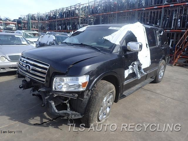 Used Parts for Infiniti QX56 - 2006 - 901.IN1X06 - Stock# 8073BK