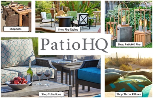 Patio furniture chairs | Comfortable Outdoor Chairs – PatioHQ