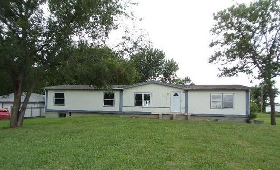 Single-Family Manufactured Home Offered at Only $16,900