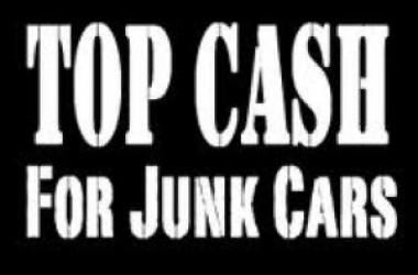 WE BUY JUNK CARS CASH