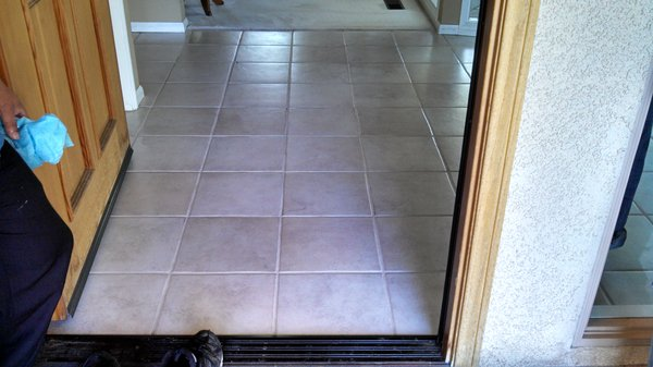 Tile and Grout Cleaning, Natural Stone Deep Cleaning!!