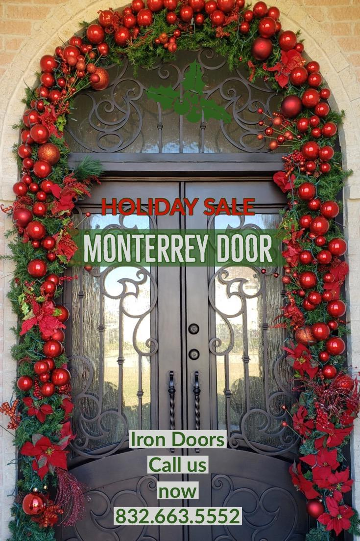 Iron Doors -F