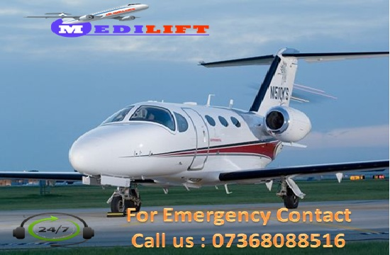 Reliable and most Trusted Air Ambulance Service in Guwahati