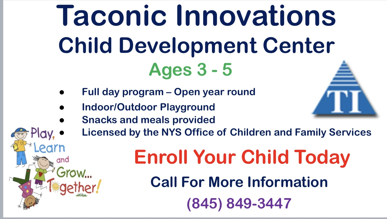 Taconic Innovations Child Care Center