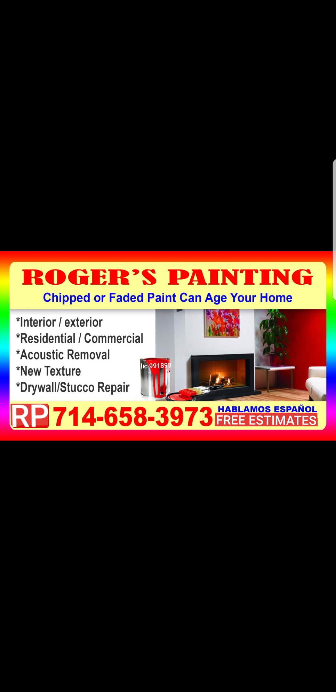 Rogers painting