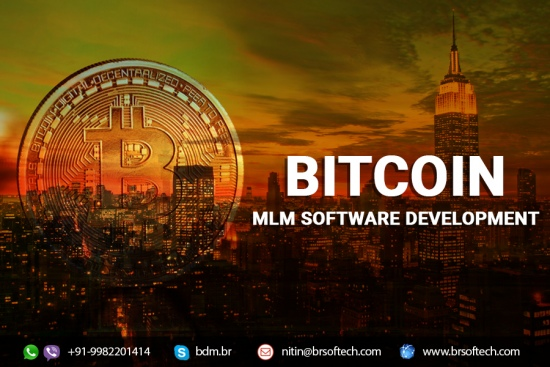Bitcoin MLM Software Solution for your business & organize !!