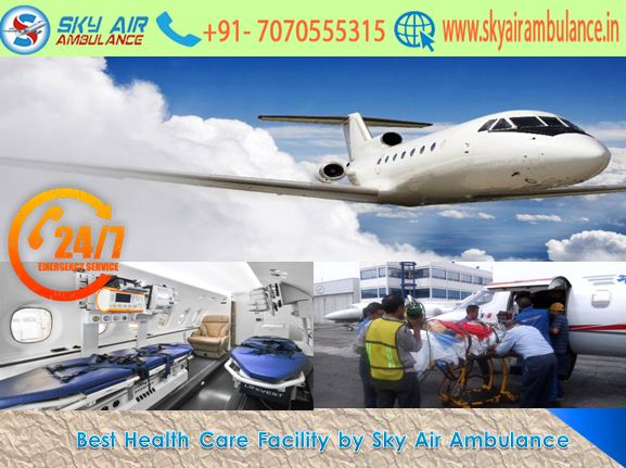 Avail Doctor with Care full Transfer from Ranchi by Sky