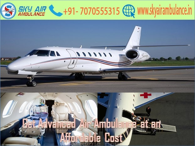 Pick the Trustworthy Air Ambulance Service in Mumbai
