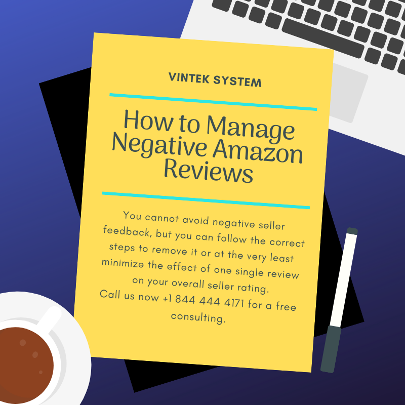 How to Remove Negative Amazon Feedback in 3 Easy Steps