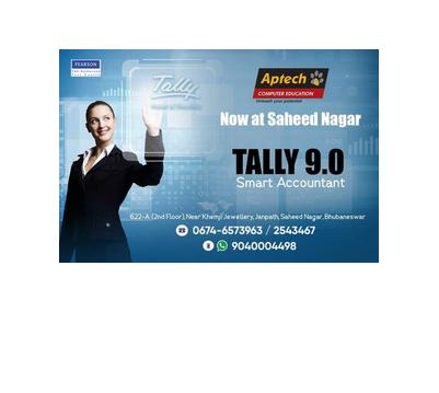 Aptech Malviya Nagar Offering Tally ERP.9 Training in Delhi