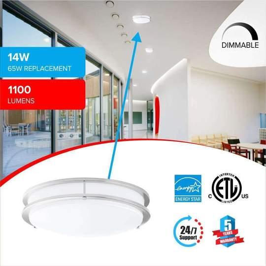 Modern Flush Mount Led Ceiling Light Online