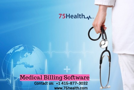 75Health Cloud based Medical Billing Software for Doctors
