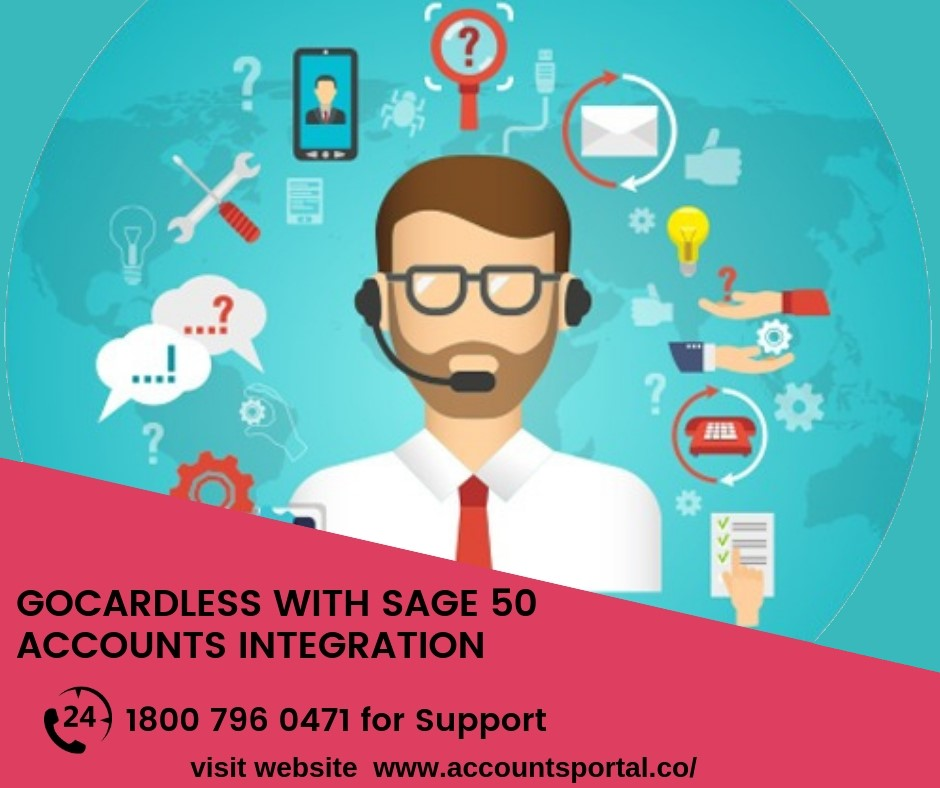 Stop Wasting Time And Start GOCARDLESS WITH SAGE 50 ACCOUNTS INTEGRATION