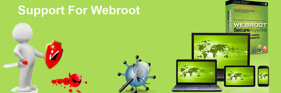 Reinstall Webroot Download with Key Code
