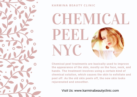 hemical Peel NYC | Facial Skin Treatment | Skin Care Treatment