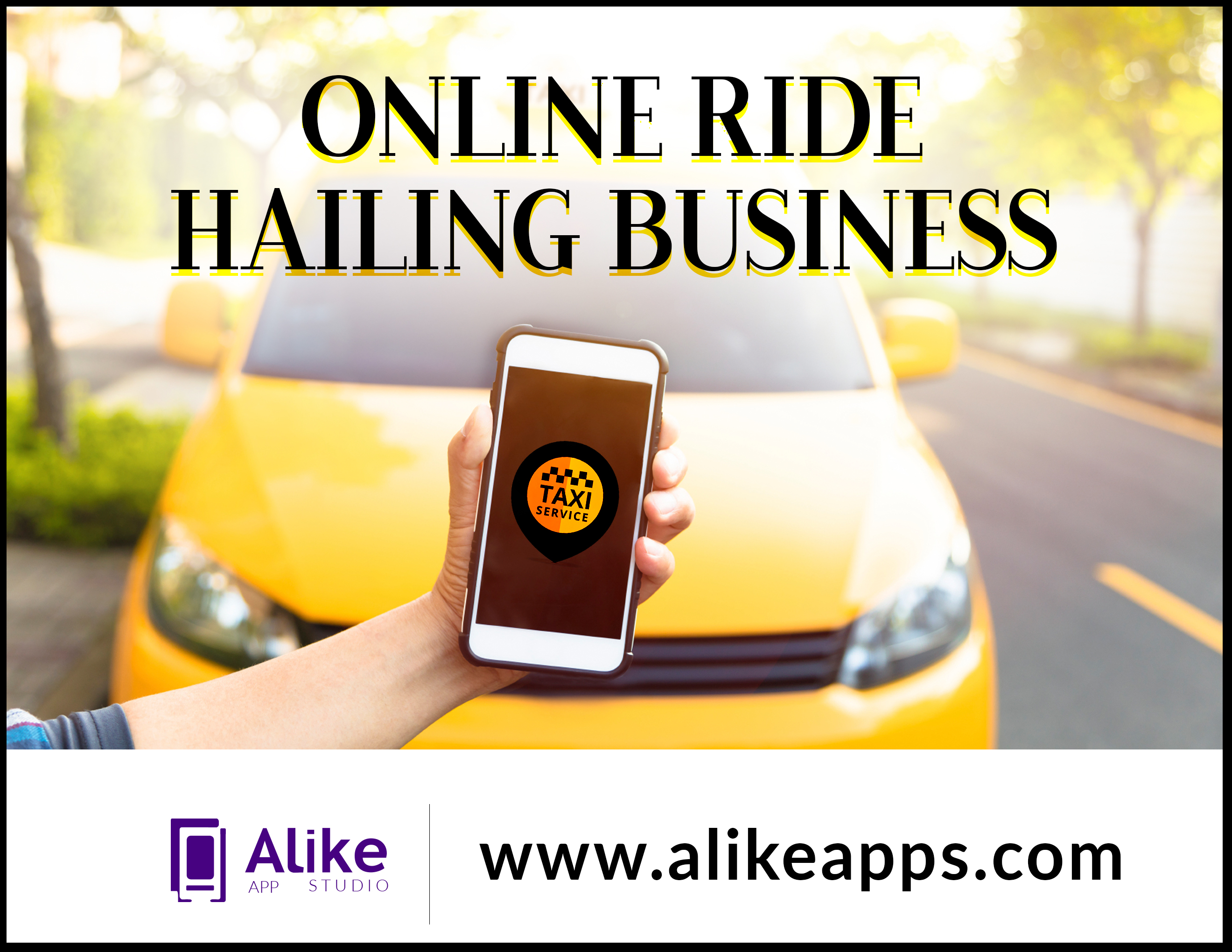 Create your own taxi hailing business