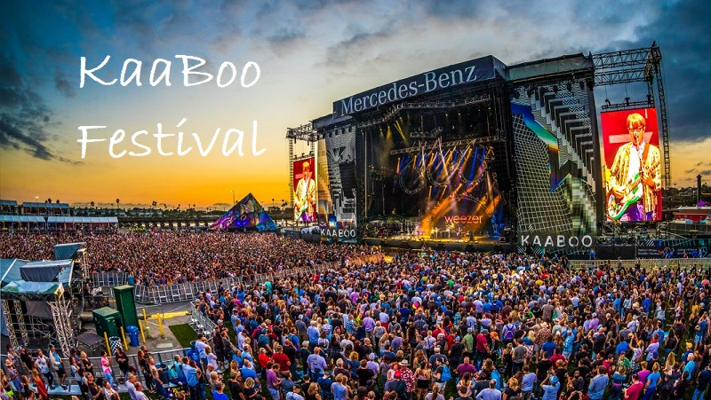 Buy Cheap KaaBoo Festival Tickets