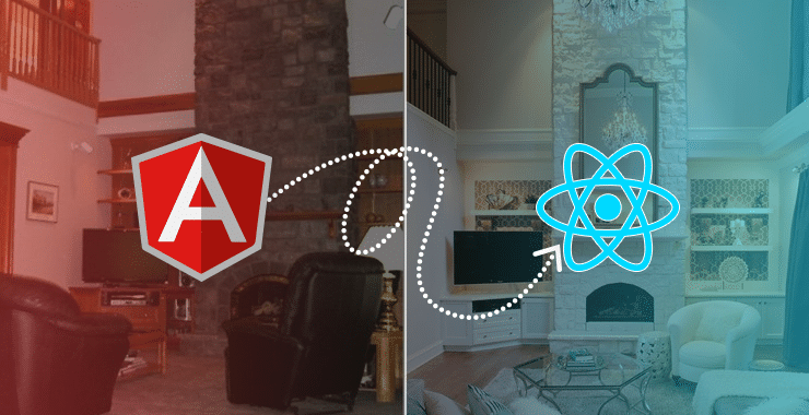 AngularJS to React Migration: Upgrade Your Interiors!